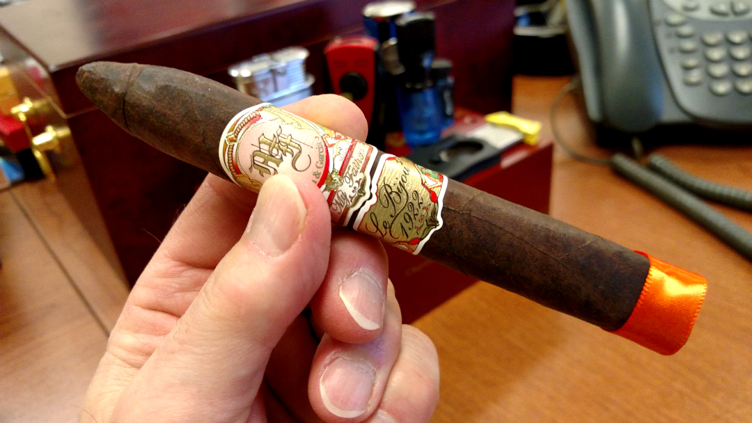 my father cigars my father le bijou 1922 cigar review gk