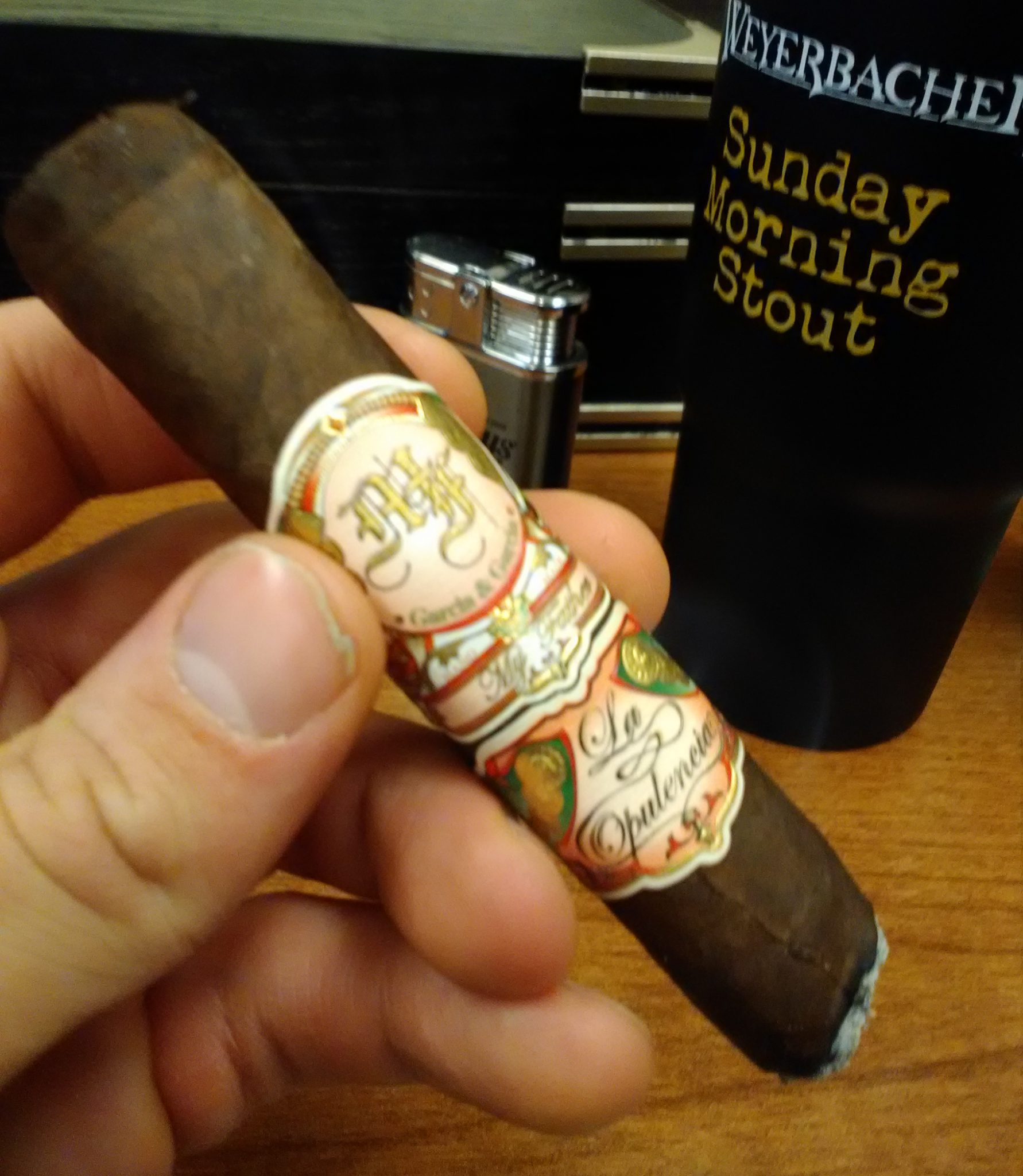 my father cigars la opulencia cigar review fl