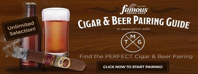 Pairing cigar Guides banner
