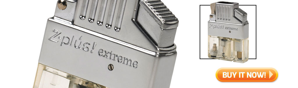 best cigar lighters for the money Vertigo Z Plus Double Torch Insert for Zippo Lighters