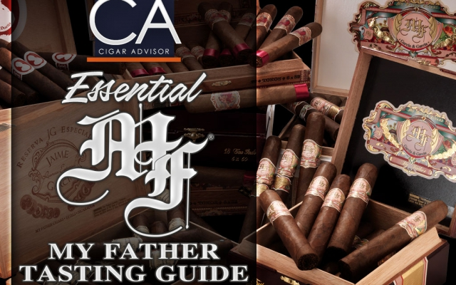 my father cigars review tasting guide CA Cover