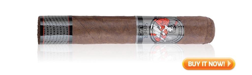 La Gloria Cubana Serie R Black Cigar Review