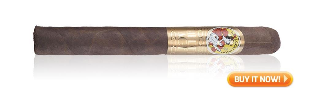La Gloria Cubana Gilded Age Cigar Review