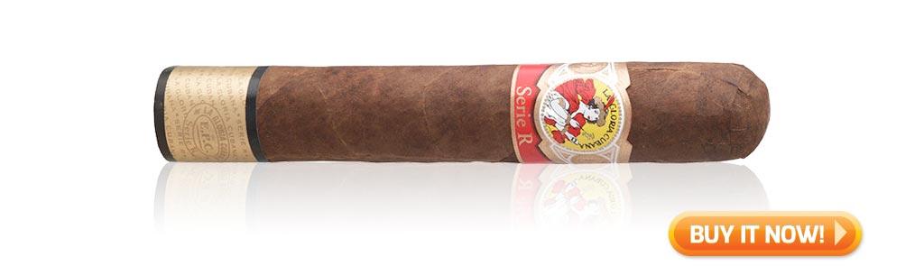 La Gloria Serie R Natural Cigar Review