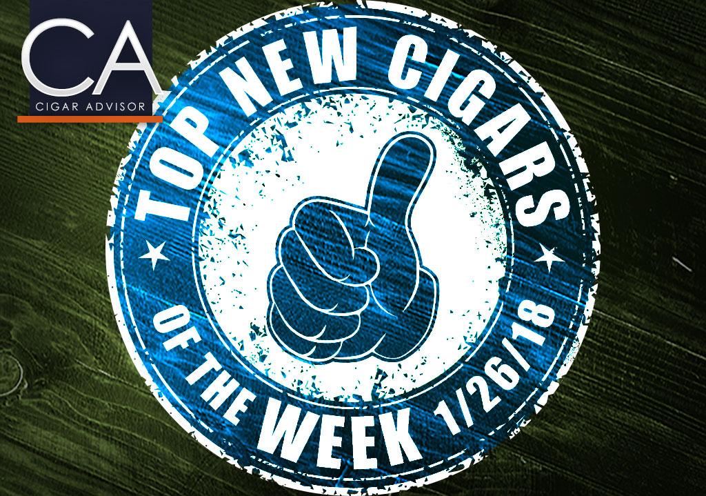 CA Report: Top New Cigars – Jan. 26 2018
