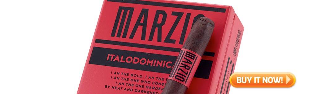 top new cigars jan 26 2018 marzio cigars