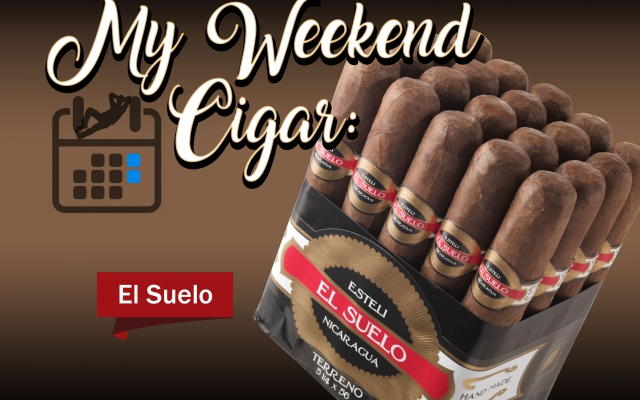El Suelo Cigar Review MWC CACover