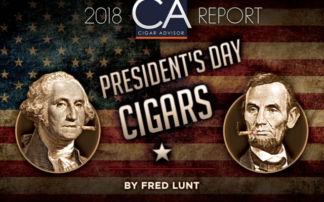 CACover Presidents who smoked cigars