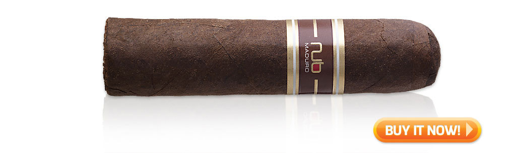 top brazilian wrapper cigars NUB Maduro nub cigars