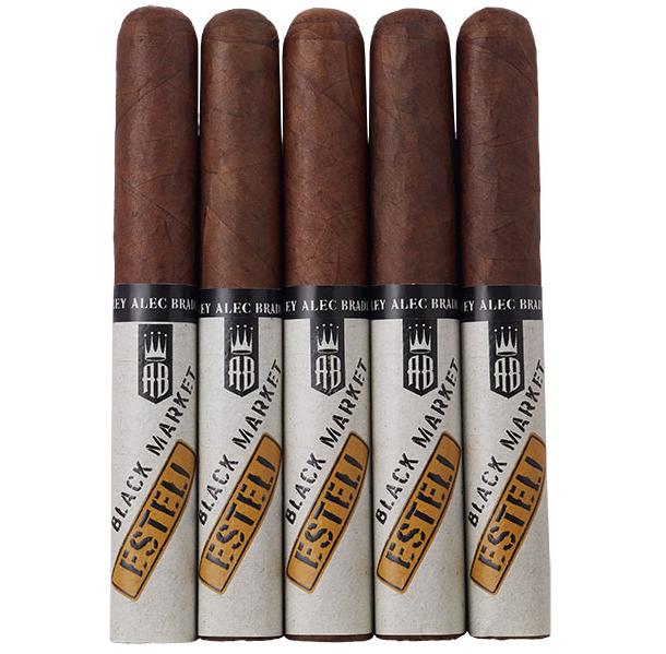 alec bradley black market esteli cigar review 5