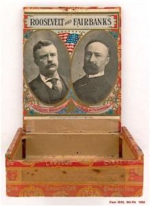presidents who smoked cigars TeddyR