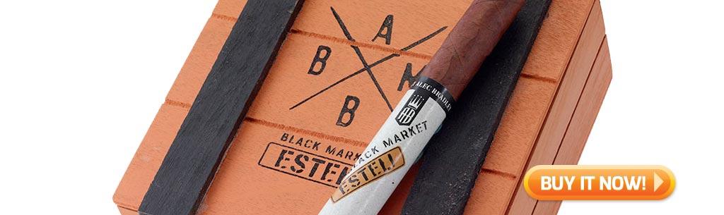 top new cigars feb 9 2018 alec bradley black market esteli cigars