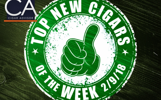 top new cigars feb 9 2018 CAcover