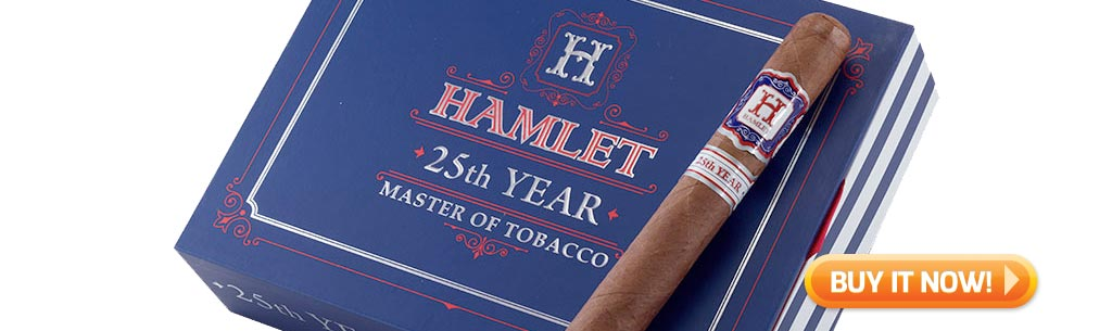 top new cigars feb 9 2018 rocky patel hamlet 25th year cigars