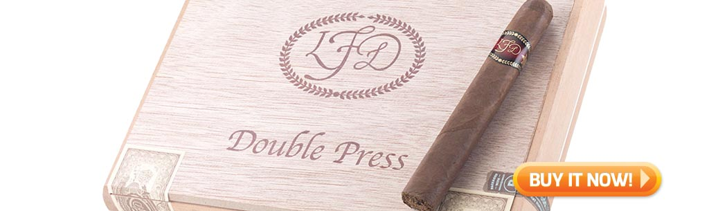 top new cigars feb 23 2018 lfd air bender double press cigars la flor dominicana