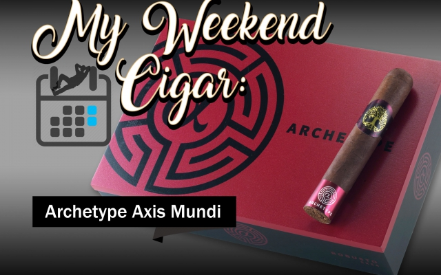 archetype axis mundi cigar review MWC CACover