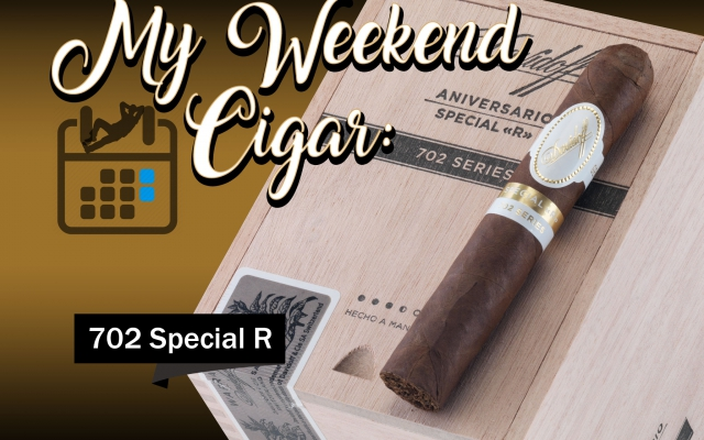 Davidoff 702 Special R cigar review MWC CACover