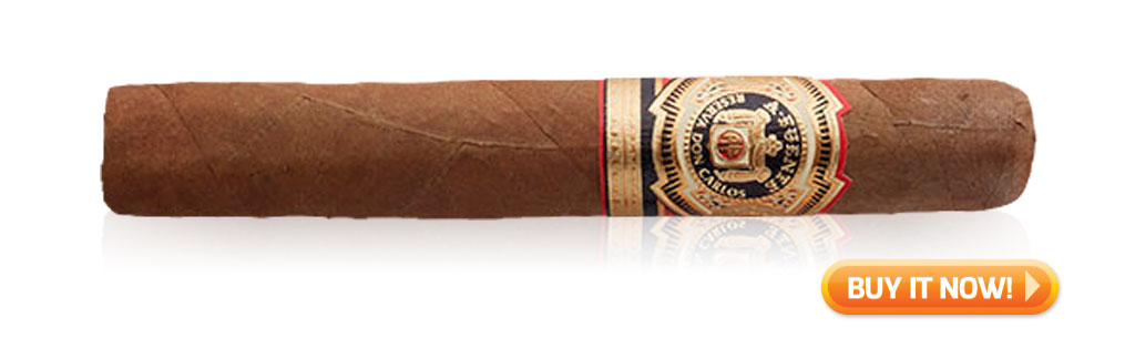 first cigar arturo fuente don carlos cigars