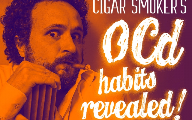 Cigar Smoker OCD CACover