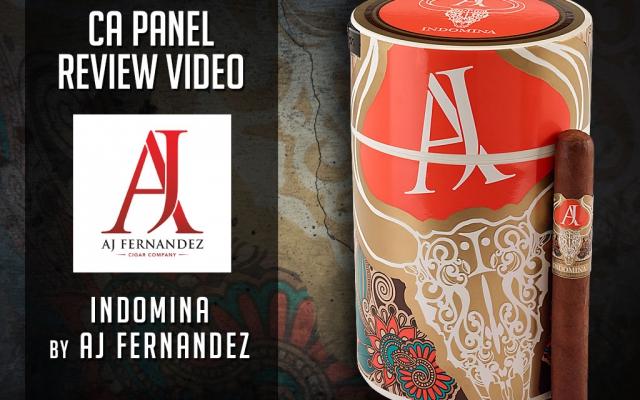 Indomina by AJ Fernandez cigar Review CACover_