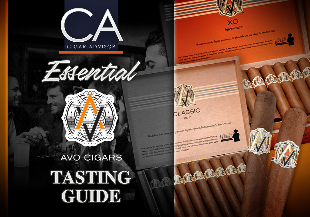 2018 CA Report: The Essential Cigar Advisor Guide to Avo Cigars