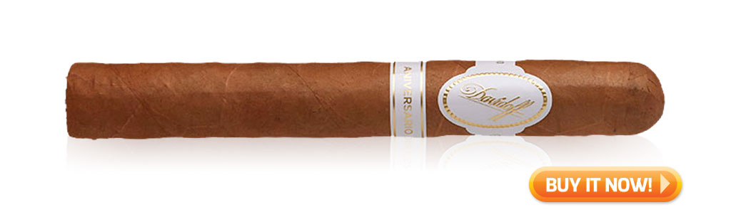 choose first cigar davidoff aniversario cigars