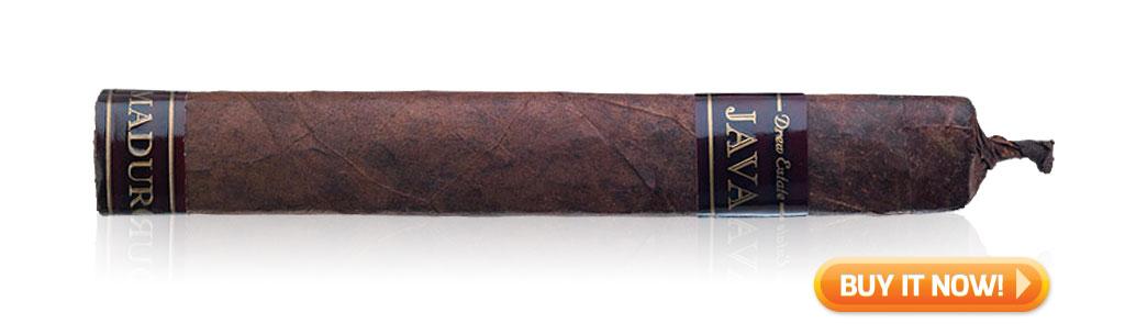 choose first cigar java cigars drew estate