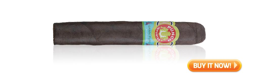 punch cigars guide punch gran puro nicaragua cigar review