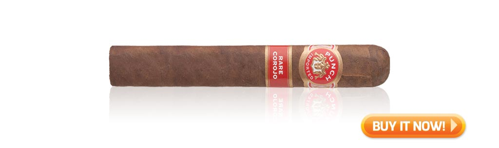 punch cigars guide punch rare corojo cigar review