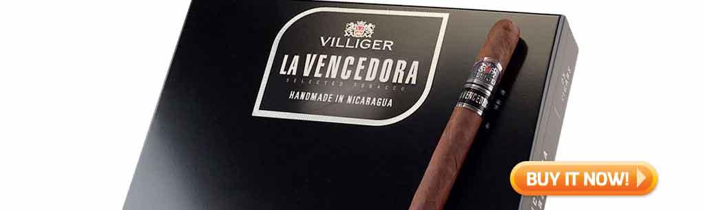 top new cigars march 9 2018 villiger la vencedora cigars