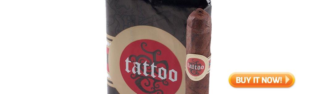 top new cigars march 9 2018 tatuaje tattoo needles cigars