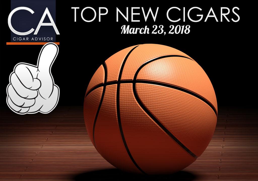 CA Report: Top New Cigars – Mar. 23 2018