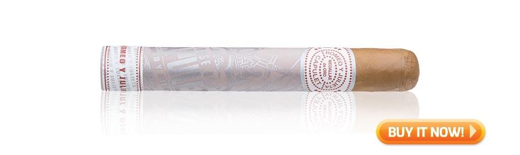 worst cigars boom cigars romeo y julieta cigars ryj capulet