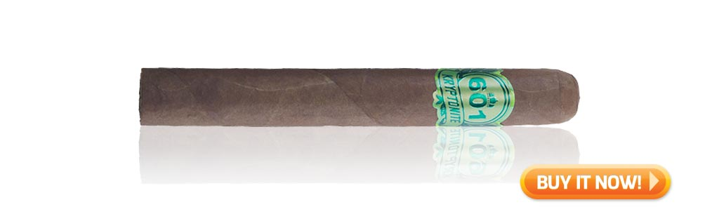 worst cigars boom cigars 601 cigars kryptonite