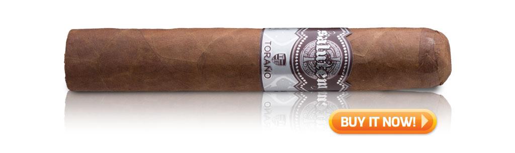 toraño salutem cigar review bin mwc