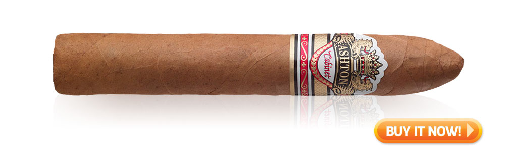 Ashton cigars guide ashton cabinet cigar review