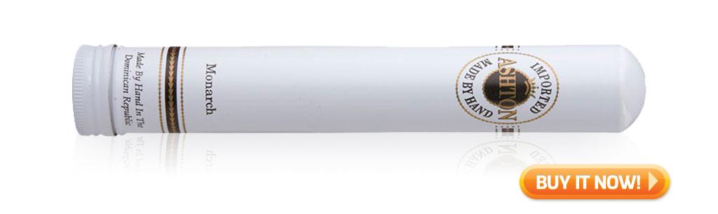 Ashton cigars guide ashton classic cigar review