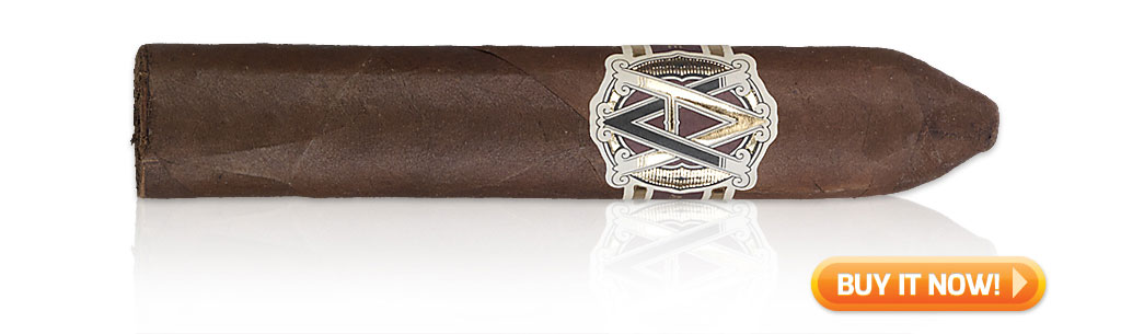 AVO Heritage Short Torpedo cigars