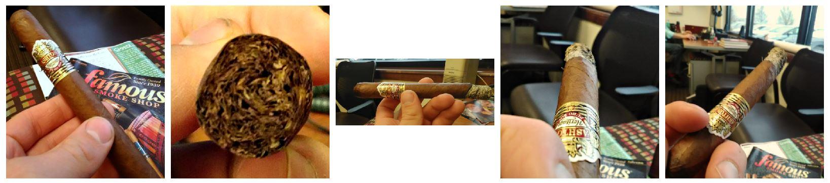 Ashton cigars guide ashton Heritage puro sol cigars FL