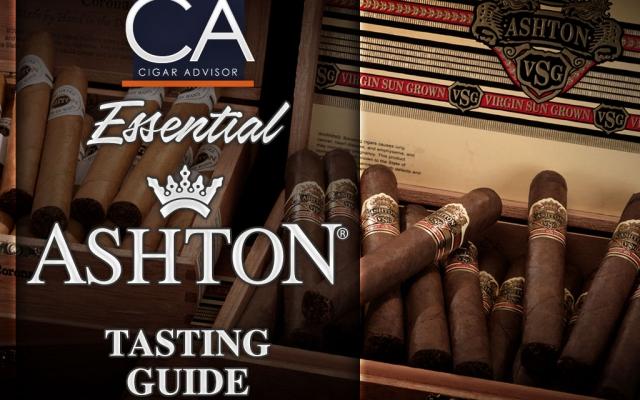 Ashton cigars guide ashton cigar reviews CACover
