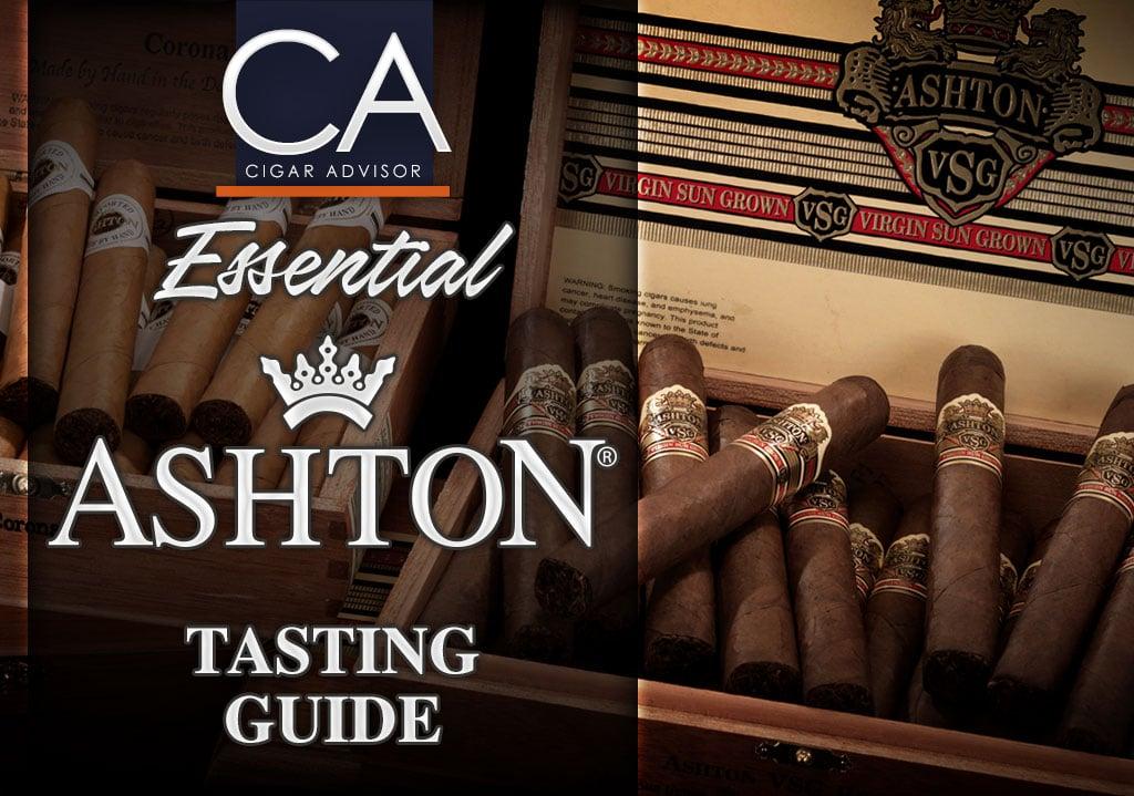 2018 CA Report: The Essential Cigar Advisor Guide to Ashton Cigars