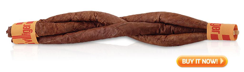 Culebra cigars BIN villiger