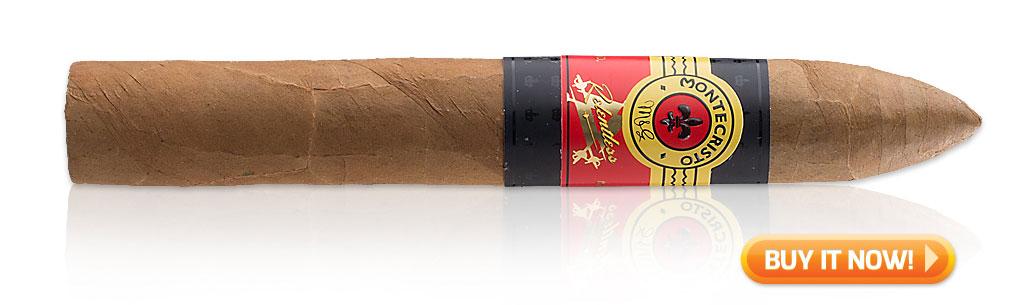Montecristo Relentless no. 2 torpedo cigars