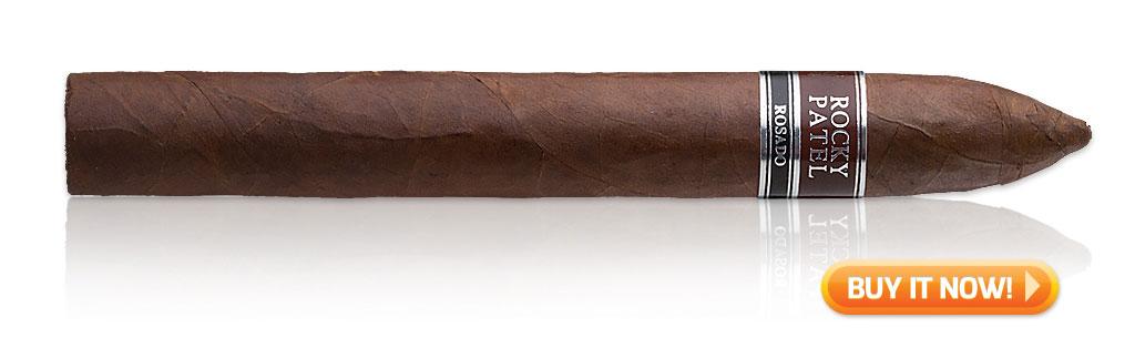 Rocky Patel Rosado torpedo cigars