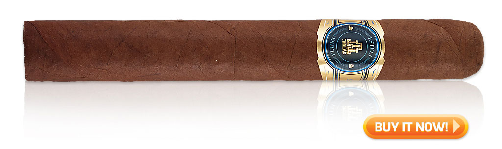 Trinidad Esteli cigar review BIN