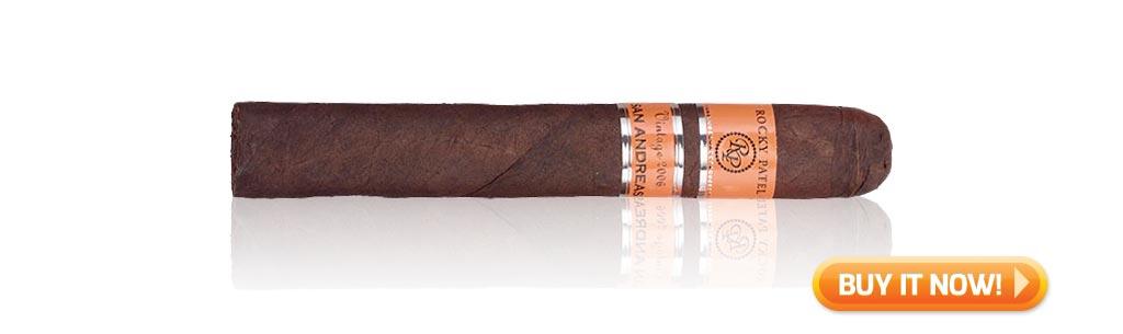 cinco de mayo cigars buy rocky patel vintage 2006 san andreas cigars