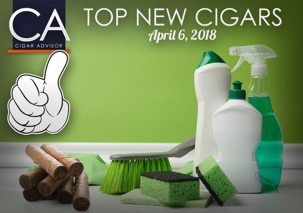 CA Report: Top New Cigars – Apr. 6 2018