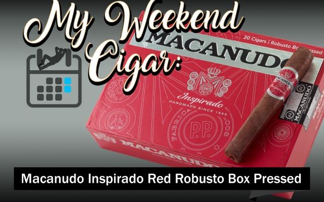 Macanudo Inspirado Red cigar review MWC CACover