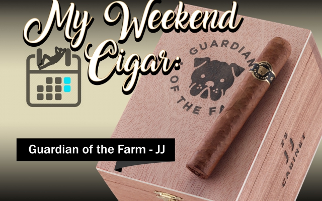 Guardian of the Farm cigar review MWC CACover Guardian of the Farm JJ Cigars