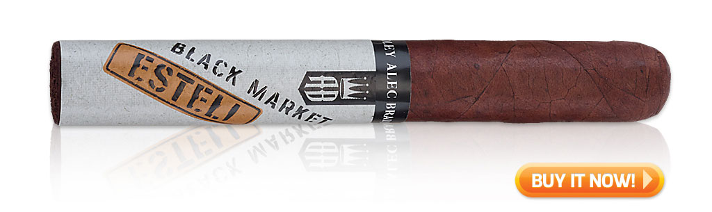 2018 cigars of summer alec bradley black market esteli cigars